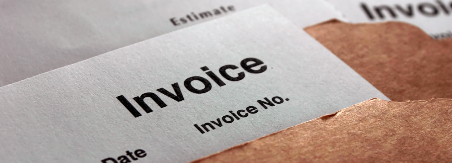 An Invoice